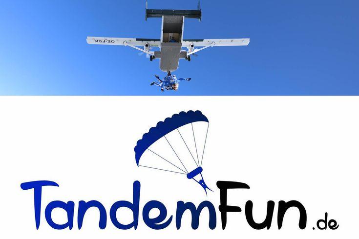Fallschirmspringen lernen. Skydiver Ausbildung AFF aus 4200m. Tandemfun Bayern.