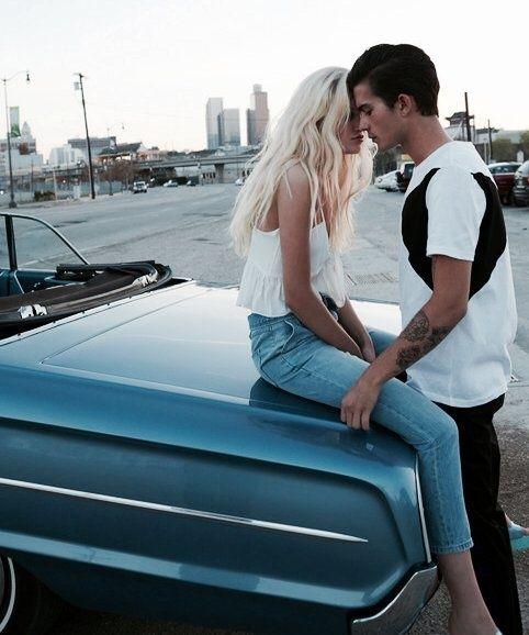 Climatically:> #love #girl #stylisation #boy #car #blond #couple #photo #climate