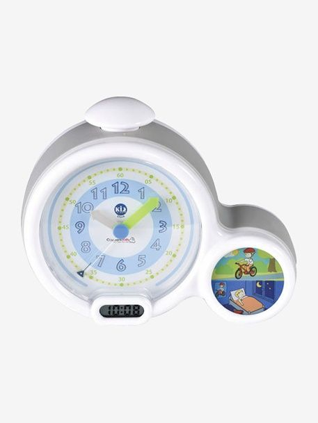 Réveil enfant LILIKIM Kid'Sleep Clock - Gris - 1