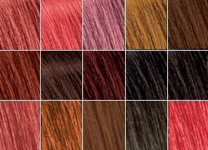 bigen semi permanent hair color review - Bigen Hair Color Chart