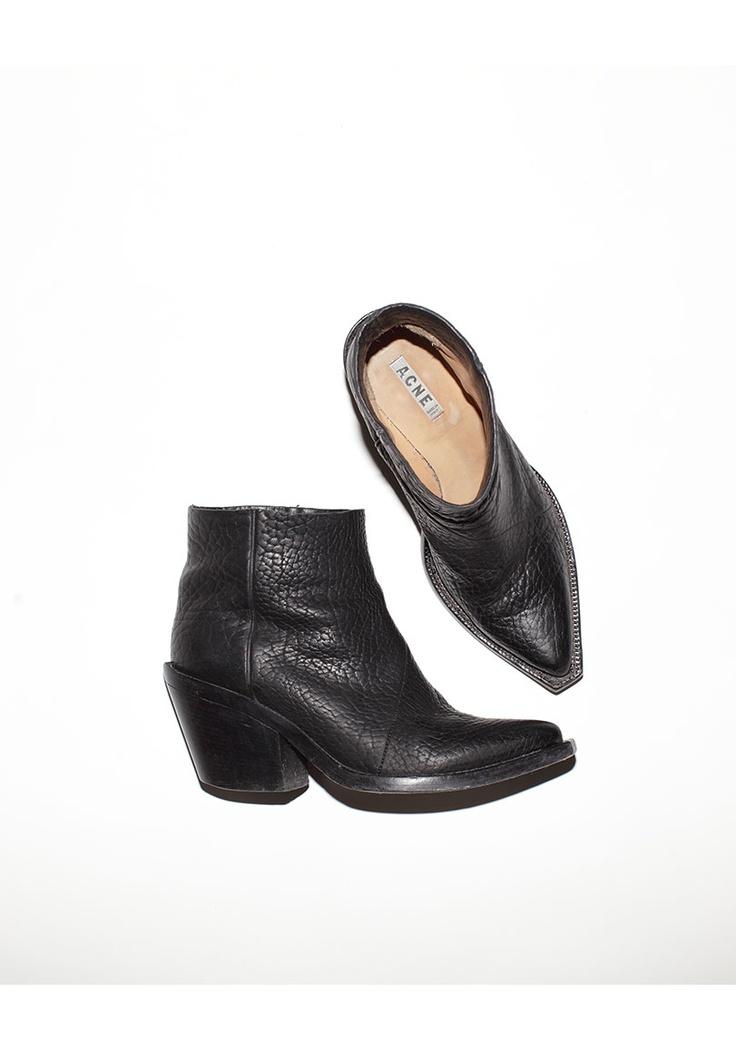 supply sale online clearance fashionable Acne Studios Ponyhair Ankle Boots cheap sale shop offer sale marketable cheap sale Cheapest sNhCobM