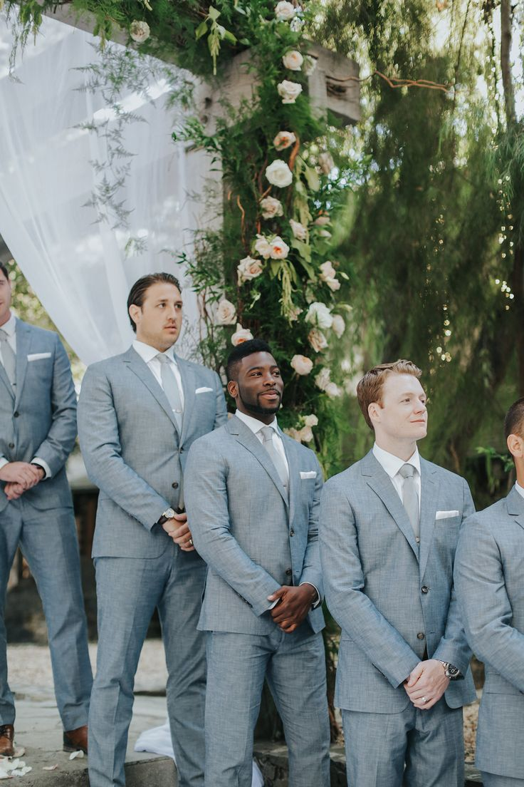 103 best Grooms and Masculine: Grey images on Pinterest | Gray suits ...