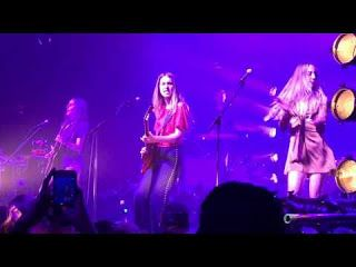"Danielle Haim Este Haim Alana Haim: I Would Die 4 - Haim - Fonda Theatre Los Angeles 2016   HAIM performs I Would Die 4 U in live concert for Red Bull Sound Select ""30 Days In LA"" at The Fonda Theatre in Hollywood California on 11/15/2016. www.haimtheband.com http://ift.tt/16vtYgN HAIM - I Would Die 4 U LIVE HD (2016) 30DAYSINLA Fonda Theatre Los Angeles HAIM - My Song 5 LIVE HD (2016) 30DAYSINLA Fonda Theatre Los Angeles Alana Haim Danielle Haim Este Haim"