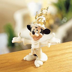 Mickey Mouse - Mickey's Magic Moment - Lenox - Classics Lenox - World-Wide-Art.com - $55.00