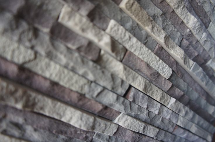 32 best images about wall covering ideas on pinterest - Exterior wall covering ideas ...