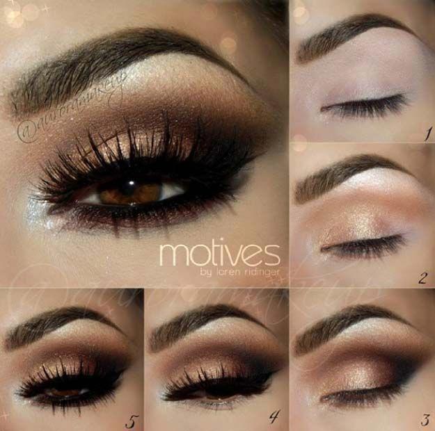 Wedding Makeup For Brown Eyes Kim Kardashian Makeup Tutorial