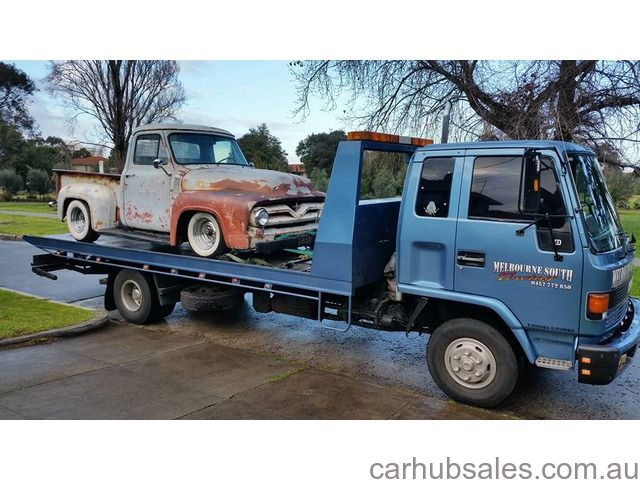 Muscle Car & Vintage Towing Services Victoria Melbourne Tow Truck %u2013 Used and second hand cars for sale in Melbourne - Car Hub Sales