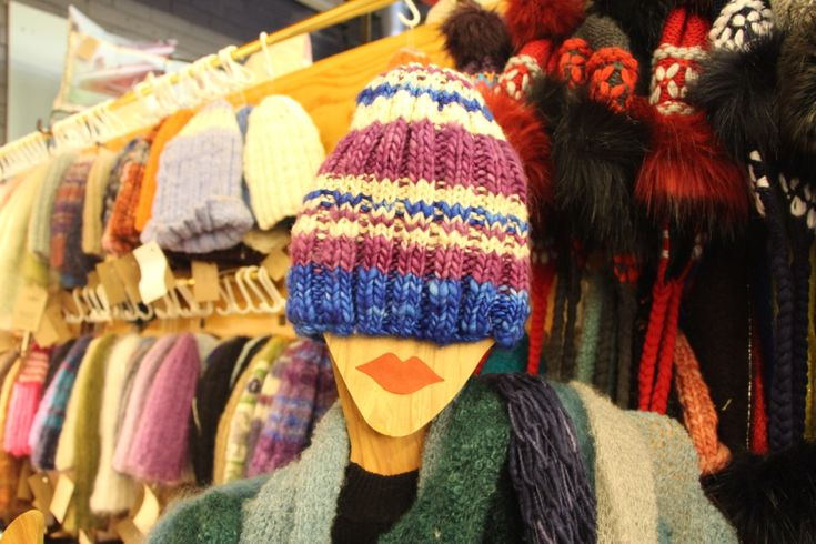 Our beanies were hand-knitted with 'tude! Find your perfect match online at SpinKnits http://bit.ly/2wNDVKi
