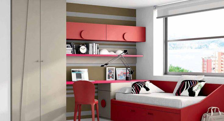 Pk454 mobiliario amueblamiento integral para dormitorios for Mobiliario dormitorio infantil