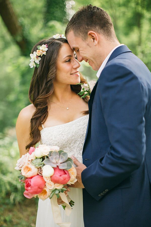Colorful Wedding in Provence | Allison & Robin - Love4Wed