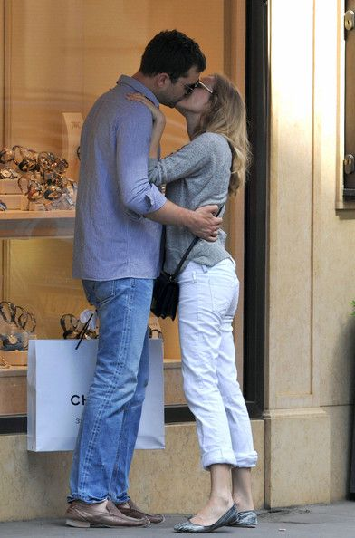 Diane Kruger and Joshua Jackson Photo