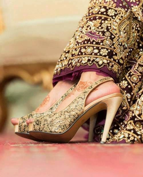 gold shoes wedding beautiful fb dp display pictures things to 4539