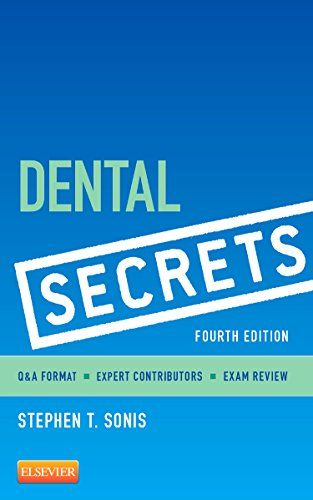 14 best best dentistry books images on pinterest dental health dental secrets 4e by stephen t sonis dmd dmsc httpwww fandeluxe Gallery