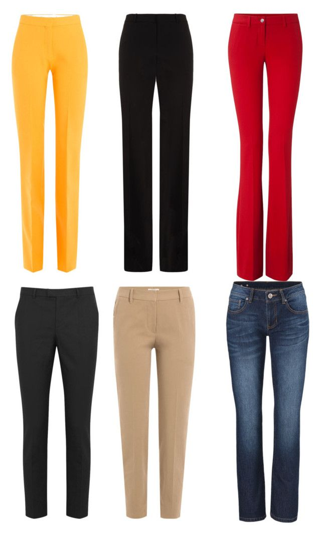 """""""Pants for L"""" by natalya-dyukina on Polyvore featuring мода, Victoria, Victoria Beckham, RED Valentino, Brunello Cucinelli, CAbi и BOSS Hugo Boss"""