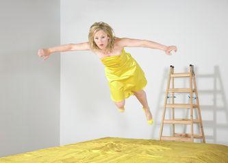 The Yellow series - Amanda Coogan