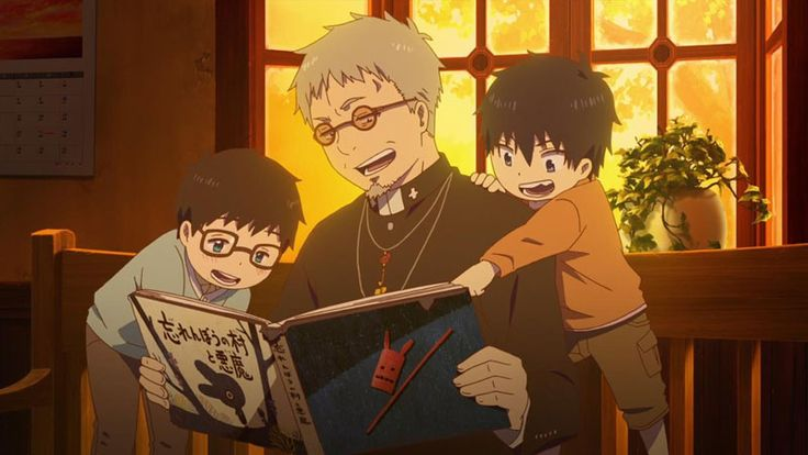 Blue Exorcist Movie screenshot