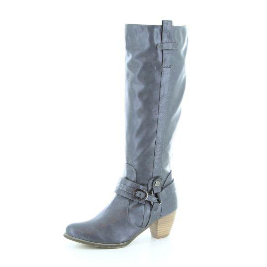 H3shoes grijze laarzen