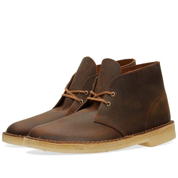 U Pluges E, Desert Boots Homme, Noir (Black), 43 EUGeox