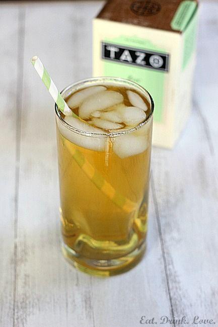 Starbucks iced green tea recipe for Drinks with iced tea