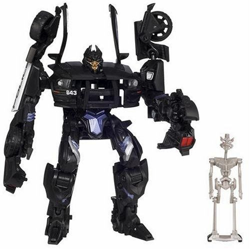 ★★★★ Hasbro Transformers Movie Deluxe: Barricade Figure  http://www.comparestoreprices.co.uk/action-figures/hasbro-transformers-movie-deluxe-barricade-figure.asp