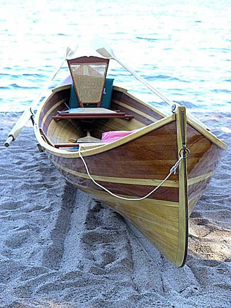 Adirondack Guide Boat Pictures Guillemot Kayaks Small