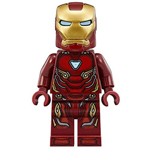 Lego Marvel Super Heroes Avengers Infinity War Minifigure