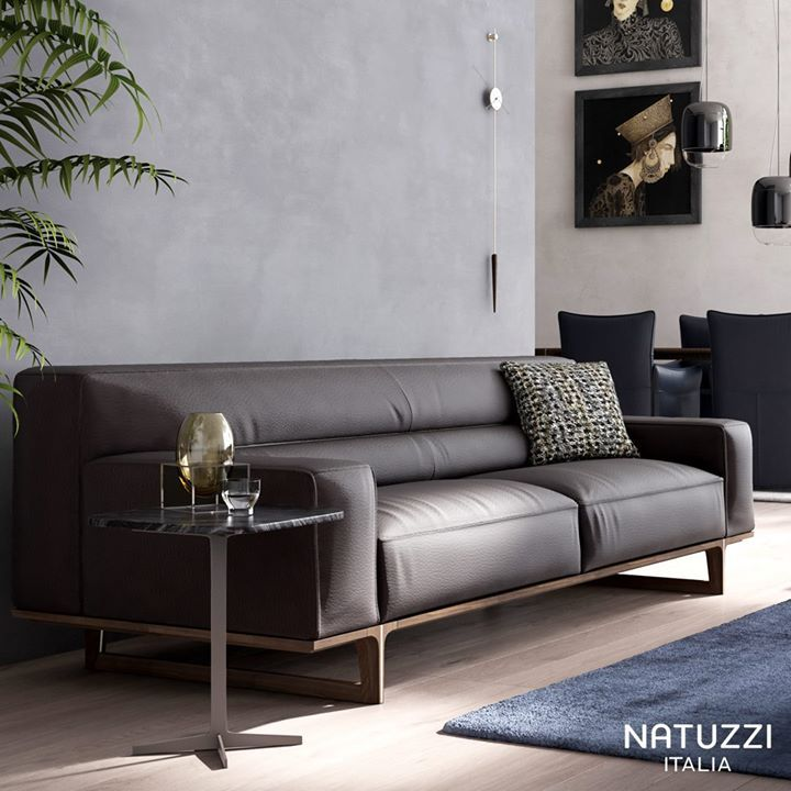 Natuzzi Kendo By Manzoni And Tapinassi Features Many Precious
