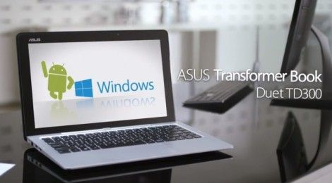Asus outs Transformer Book Duet, Windows 8.1 and Android dual-boot convertible
