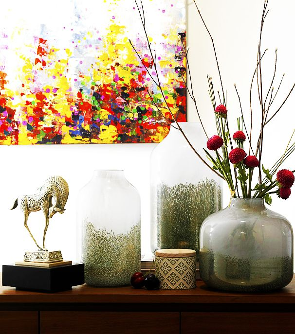 Give a lively atmosphere in your space.