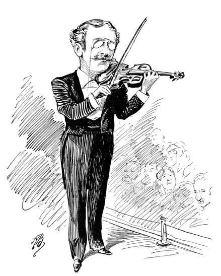 From the Archive: 20 violin don'ts - The Strad | Geo Brayley put together a list of things for violinists to avoid in The Strad's January 1892 issue
