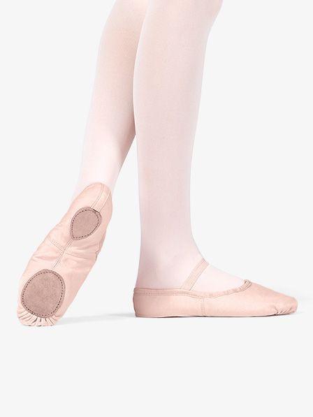 f39f6bbe8 Theatricals Child Canvas Split-Sole Ballet Shoes