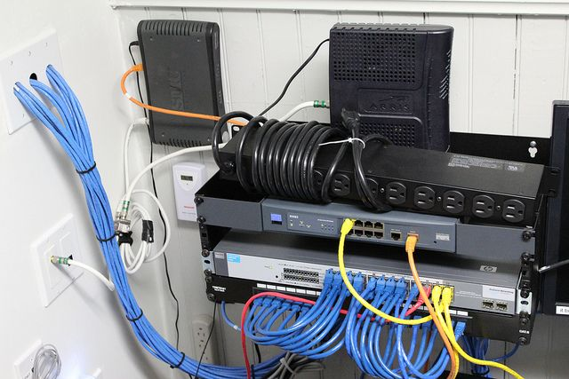 1000 images about media closet on computer security home automation system and