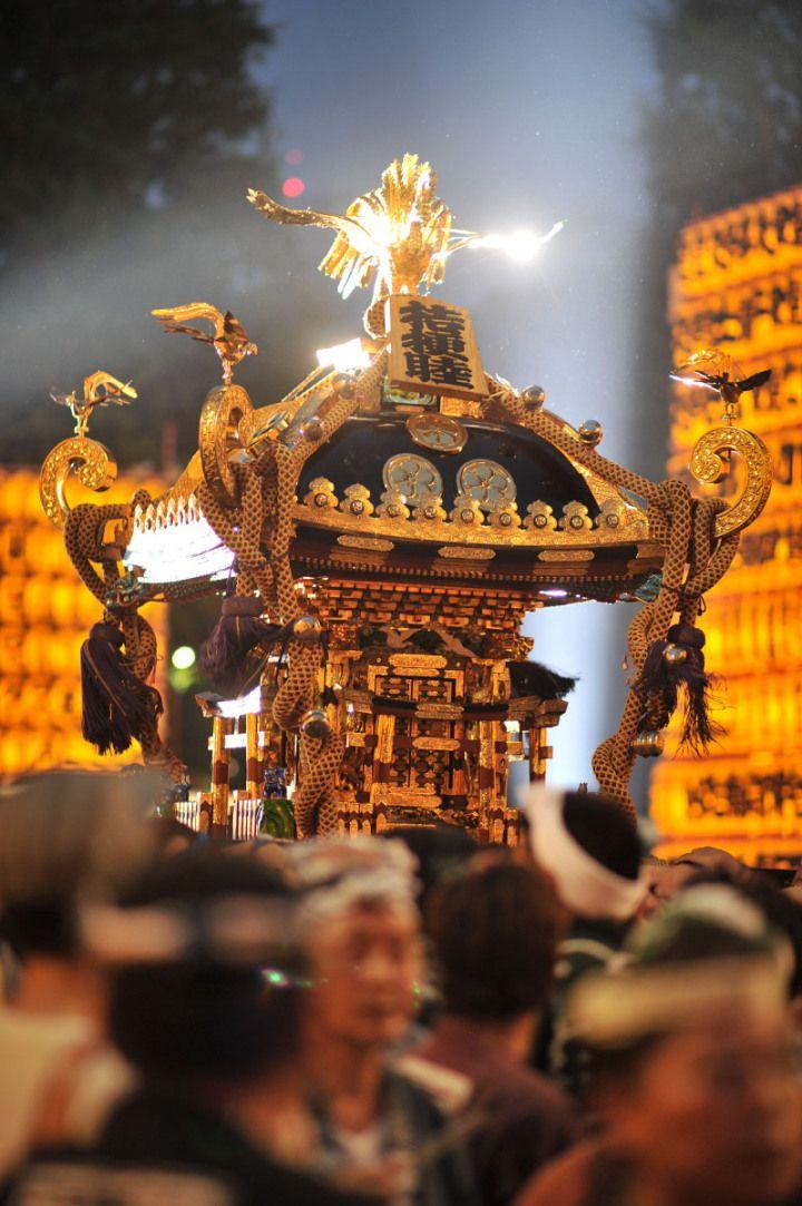 Tokyobling's Blog Mitama Festival Omikoshi – Yasukuni Shrine