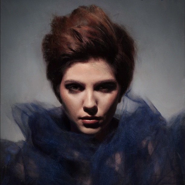 Tulle by Casey Baugh