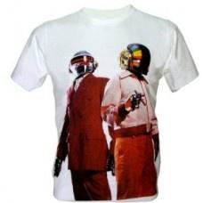 Polera Daft Punk $16008