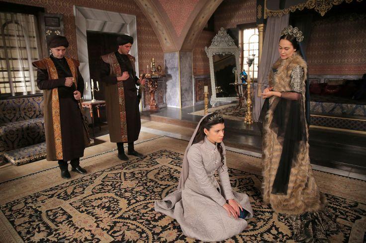YENİ |Muhteşem Yüzyıl: Kösem 15. bölüm galeri, özet, frgmn #kosemsultan #berensaat