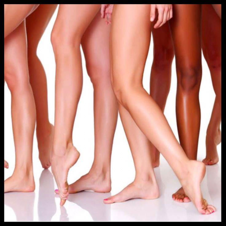 how to get beautiful legs skin
