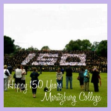 happy 150 years Maritzburg College!