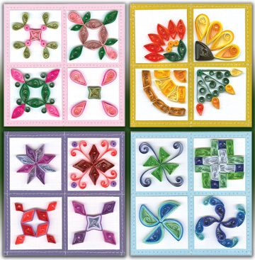 $9.32Quilled Creations Kit-Quilt Blocks Kit