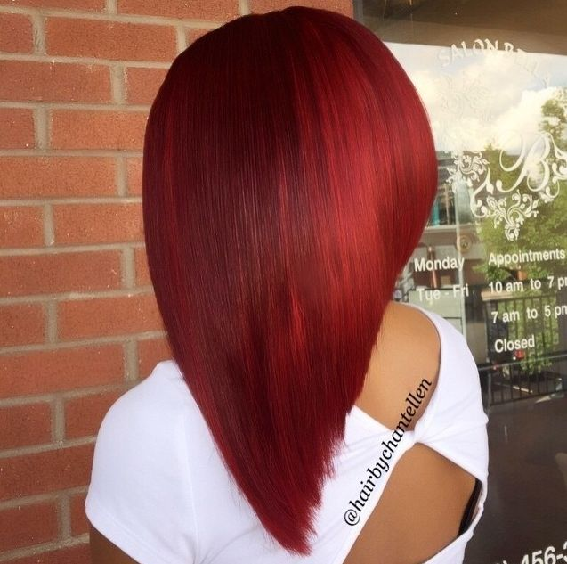 This Color Amp Haircut Is Awesome Bob Haircuts Pinterest Haircuts Bobs And Hair Style