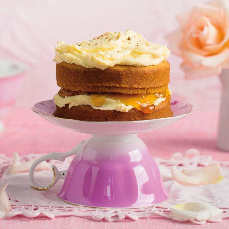 Mini rooibos cakes - MyKitchen