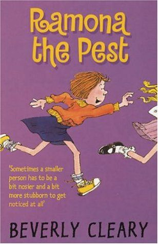 Ramona the Pest by Beverly Cleary - This series is just as fun to read today as it was when it was published in the 1970s. Ramona is a wonderful character who both my son and daughter can relate to - a spunky, thoughtful girl who, without trying to, often finds herself in trouble.