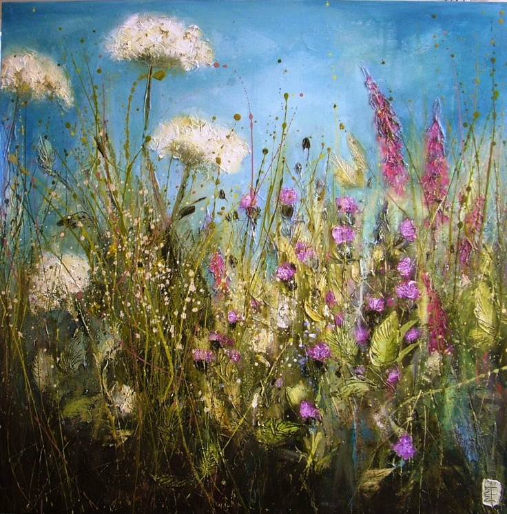 painting by Marie Mills - I'm saving my pocket money for this so no-one buy it please.