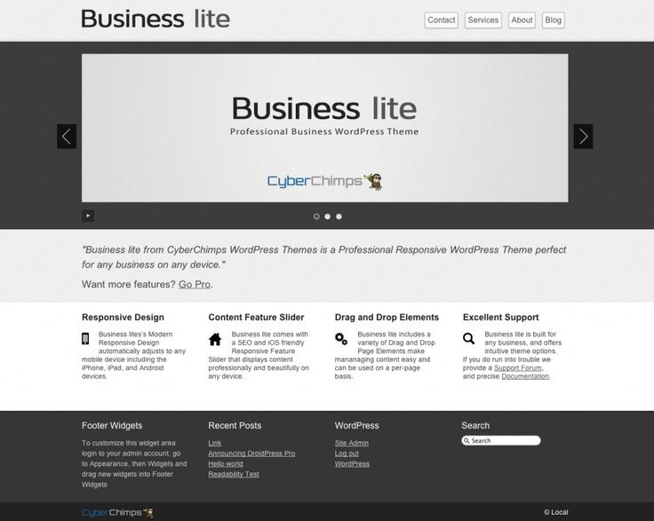 Mejores 20 imágenes de Templates/Themes en Pinterest | Plantillas ...