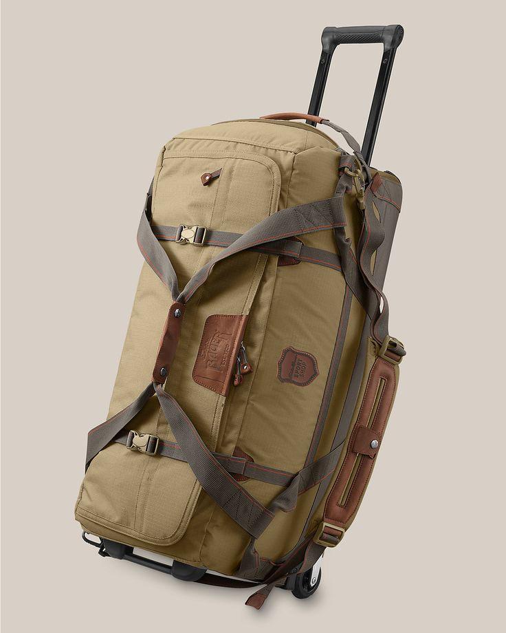 21d5d6b7fb Best Rolling Duffel Bag In Travel 2018