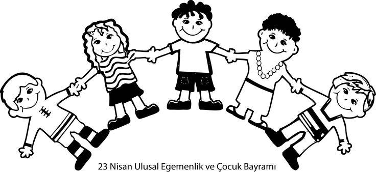 23 Nisan Boyama Sayfaları - Forum Aski - Türkiye'nin En Eğlenceli Forumu