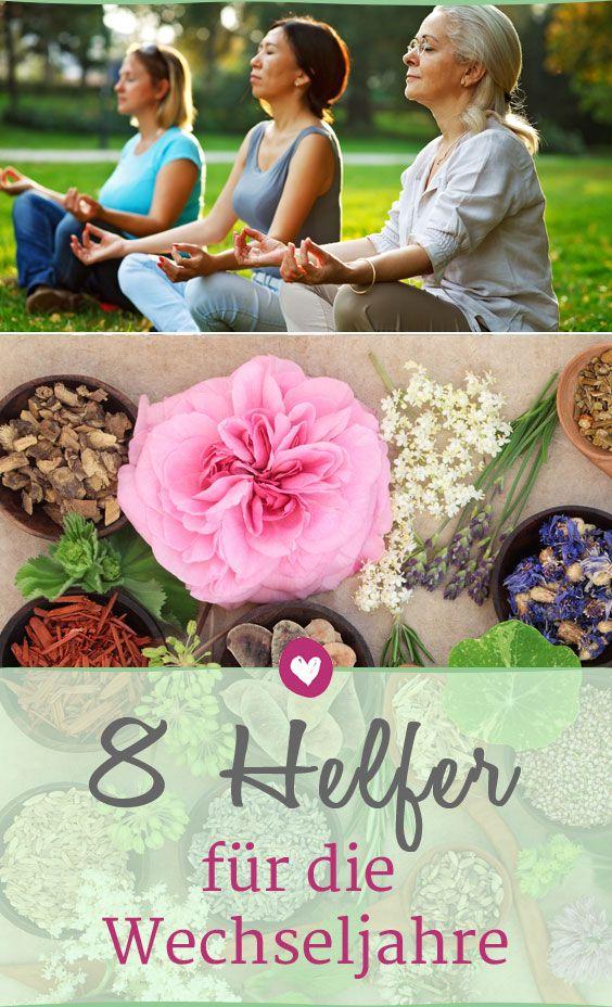 Clevere Helfer für die Wechseljahre Geraten die Hormone in den Wechseljahren aus der Balance, heißt das noch lange nicht, dass man leiden muss. Diese Mittel machen das Leben leichter.