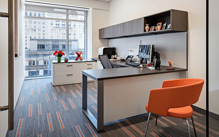 Flooring Project: Brixmor Corporate Office | Mohawk Group