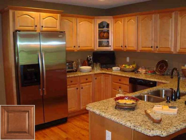 Find out about - white kitchen cabinets with oak window ...