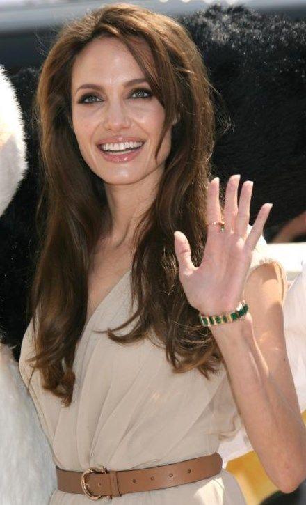 Angelina jolie haarfarbe - trends, Ideen 2020 | Haarfarben